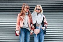 {US} Alice & Hannah / The fashion designers behind the brand. Belle & Bunty AKA: Alice & Hannah / by Belle & Bunty