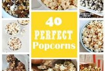 Got Popcorn? / Popcorn recipes, crafts, and facts. / by Suzi Holler