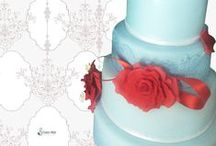 Wedding cake / All about very chic and special wedding cake
