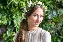 {BRIDAL} Editorial & Bridal Campaign Images / Belle & Bunty editorial images shot in London / by Belle & Bunty