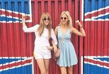 {INSPIRATION} God Save The Queen / A Flirtatiously British Brand Celebrating all things British / by Belle & Bunty