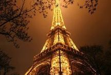 The Eiffel Tower / One day....