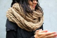Scarf Obsession / by Amy E. Nevells