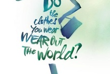 Eco Fashion Favorites / by SNOA Sleepwear