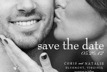 Engagements - Save the Dates / Creative save the dates