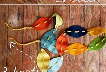 Crafts - Autumn Halloween / Autumn and Halloween craft ideas