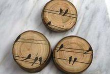 Crafts - Wood / Crafts using wood