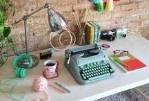 Typewriters / by Victoria Pichel