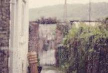 Rainy days / by Victoria Pichel