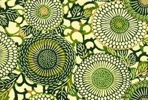 Pattern pattern floral / Flowers everywhere