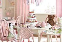 Playroom & Girls Rooms