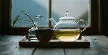 Tea | Green Tea / Lightly caffeinated green tea for everyday.