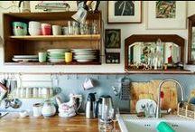 Kitchen / by Victoria Pichel