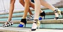 {FASHION} Shoe Heaven / Belle & Bunty Style Inspiration ~ heels, wedges, slides, sneakers, stilettos and all things shoes!