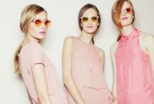 {FASHION} Pretty in Pink / For the love of all things Pink!  Pretty in Pink, Blush Style and Fashion Inspiration by Belle & Bunty / by Belle & Bunty