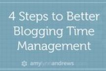 Bloggitty bloggity blog / Tips tricks and need to know in the land of being a blogger! Gaining fans, rebranding, essentials every blog should have just to name a few and round out the line up.