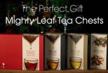 Gift Ideas / These tea gifts from Mighty Leaf Tea can relax even the busiest of friends. / by Mighty Leaf