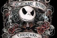 Jack Skellington / All things Nightmare Before Christmas