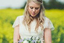 {BRIDAL} A Rustic Wedding / by Belle & Bunty