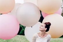 {BRIDAL} A  Pastel Wedding / Pretty Pastel Colour Wedding Day Inspiration by Belle & Bunty