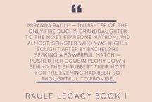 {Raulf Legacy} Book 1