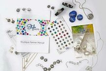 Style Dots - Georgina Dawes Australian Boutique Partner / Affordable customised jewellery  New direct selling company to Australia - business opportunities Available. Contact Me!