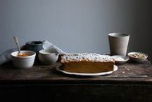 Tea Recipes | Desserts / Indulge with us. This board bakes with tea.