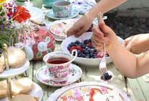 Tea | with Friends