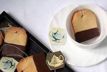 Tea | Cookies / Cookies for teatime and beyond.