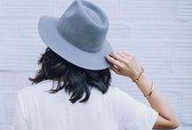 {FASHION} Hats / Women's Style Inspiration. Hats, Floppy Hats, Fashion, Stylish Hats, Accessories. / by Belle & Bunty