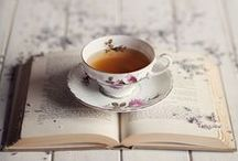 Tea | with Books / What's better than tea with books?
