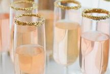 {BRIDAL} A Champagne Wedding / Oyster, Tan Beige, Fawn, Neutral, Sand, Hazelnut, Nude ~ Wedding Colour Inspiration by Belle & Bunty