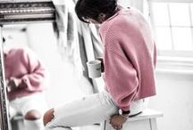 {FASHION} Knit Jumpers / Belle & Bunty Fashion Inspiration ~ Knits, Cozy Jumpers & Sweaters ~  Autumn Winter Style