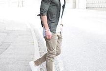 { Men's fashion }