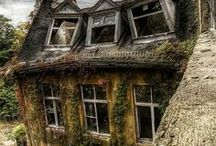 Ghost Towns and Freaky things