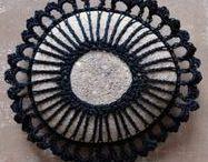 galets & crochet...