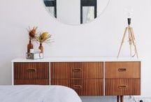 cool spaces. / by Katie Henbest