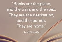 For the love of literature... / Books, book nooks/home libraries, bookmarks, quotes etc. / by Kari Bristow