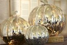 Fall Decor and Costumes / Halloween and Thanksgiving decor and games. / by Kari Bristow