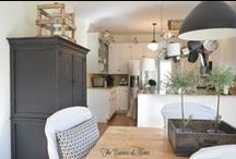 Kitchen and Nook Ideas