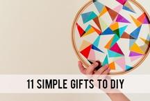 DIY: Gifts / by Vicki Thorne