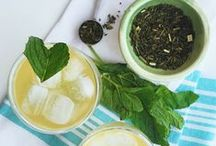 Tea Recipes / Explore our wall of delicious tea-infused  food and drink recipes.