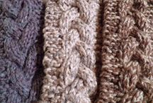 a hook + some yarn / my only hobby other than blogging.