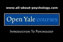 Psychology Resources / Psychology resources for anybody who would like to learn more about this fascinating subject. / by All About Psychology