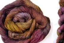 Hand dyed by Nina