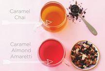Dessert Teas