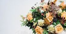 Floral Inspiration! / Amazing florists, centerpieces, ceremony décor, bridal bouquets and more! Many of these have been featured here at [Seven-Degrees]!