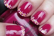 The one with amazing nail ideas / by Paula Tribble