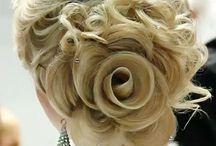 Cool Hair Ideas / by Marina Sweet