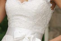 Future wedding dresses / by Marina Sweet